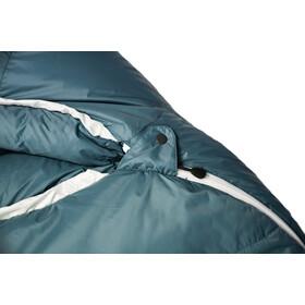 Grüezi-Bag Biopod Down Hybrid Ice Cold 190 Slaapzak, blauw